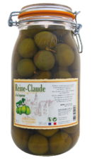 Greengages in liqueur 2L 18%