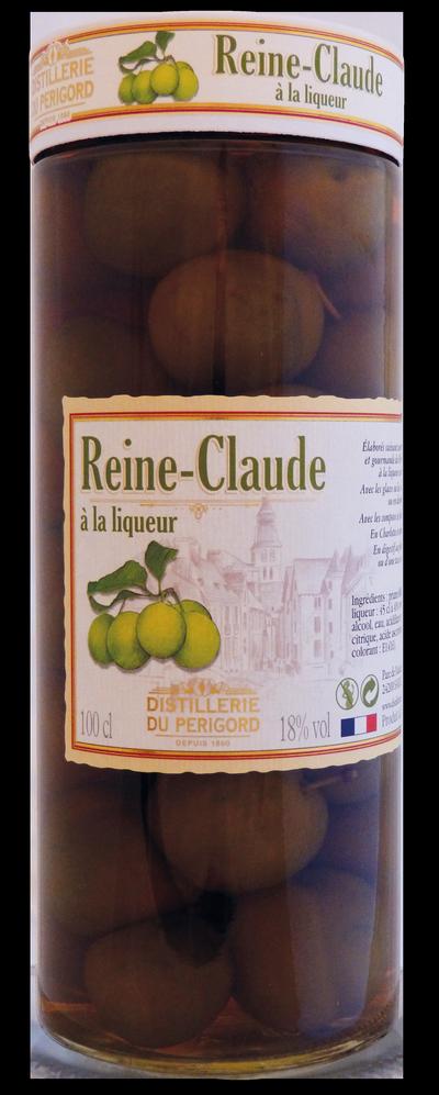 prunes reine claude distillerie du périgord