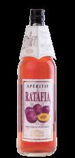 Ratafia à la Prune / Plum flavored Ratafia